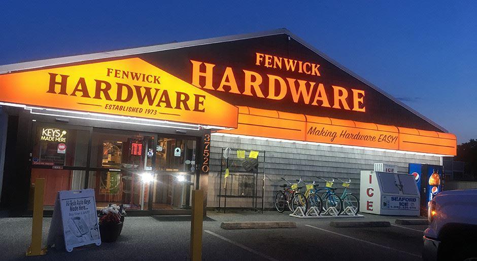 Fenwick Hardware » Hardware Store, Fenwick Island, DE